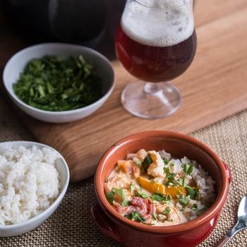 Brazilian Beer Gumbo (Moqueca)