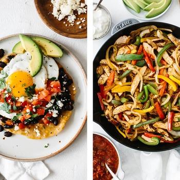30+ Healthy Mexicans Perfect for Cinco de Mayo