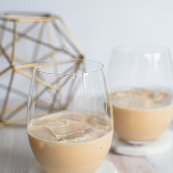 Homemade Earl Grey Irish Cream