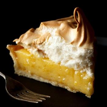 Step by Step Lemon Meringue Pie