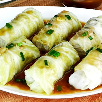 Cabbage roll – How to make the best Chinese stuffed cabbage