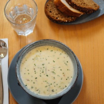 Cullen Skink: Scottish Smoked Fish and Bacon Chowder