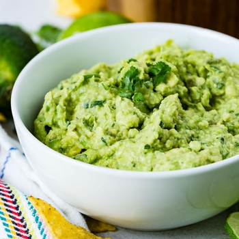 Homemade Authentic Guacamole