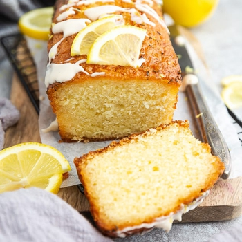 Lemon Loaf – Paleo | Low Carb | Keto