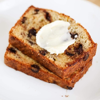 Best Chocolate Chip Banana Bread