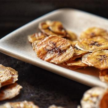 Banana Chips: With No Added Sugar