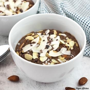 Almond Joy Chia Pudding