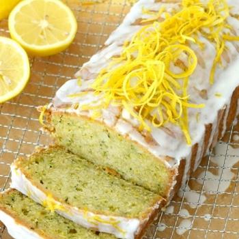 Lemon Zucchini Bread (Yeast-Free Bread!)