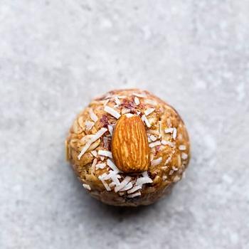 Coconut Energy Bites