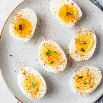 How To Make The BEST Hard Boiled Eggs