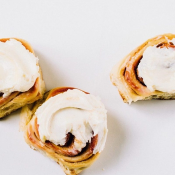 Perfect Cinnamon Rolls with Cream Cheese Frosting