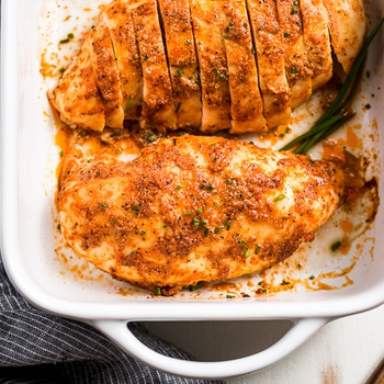 The Best Baked Chicken Breasts