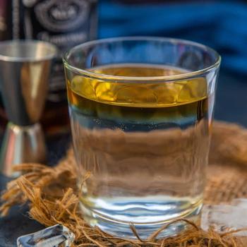 Dalgona Whiskey