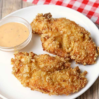 Pork Rind Chicken Tenders