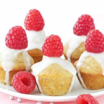 Champagne Mini Muffins