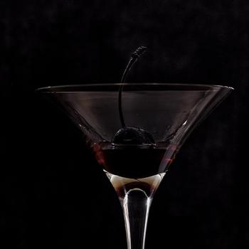 small batch boozy cocktail cherries- better than maraschinos