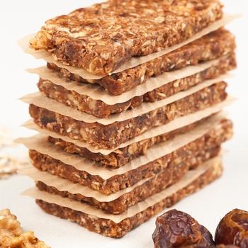 Granola Bars (No Bake & Healthy)