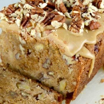 Apple Bread (Yeast-Free Bread)