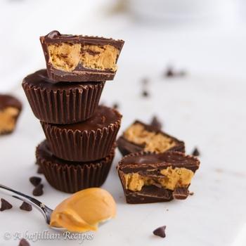 Peanut Butter Crunch Cups