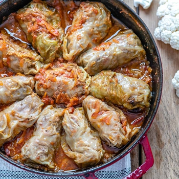 Keto Stuffed Cabbage Rolls (Gluten-Free & Low Carb)
