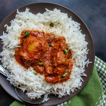 Simple for Achari Chicken
