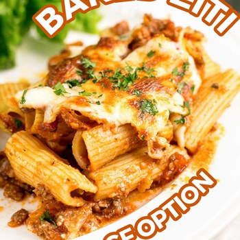 Baked Ziti with Sour Cream