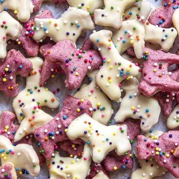 Low Carb Animal Cookies (7 Ingredients!)