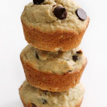 Gluten-Free Chocolate Chip Banana Muffins (Vegan, Allergy-Free)