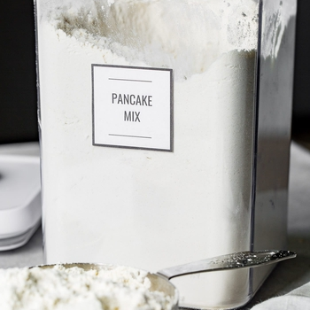 {Easy} Homemade Pancake Mix From Scratch