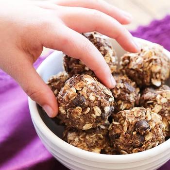 Healthy Snack Bites – VIDEO