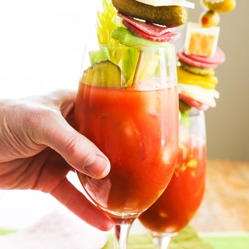Best Spicy Bloody Mary