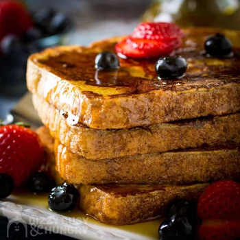 Banana Cinnamon French Toast