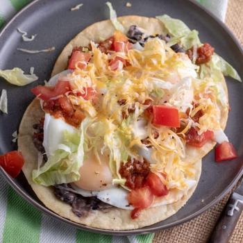 Chorizo Huevos Rancheros