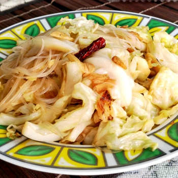 Cabbage Stir-fry – How cook in 30 minutes