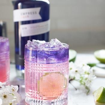 Spring Fling Gin Cocktail