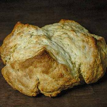Traditional Irish Soda Bread (No yeast!)