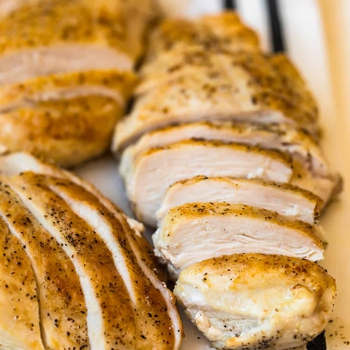 Juicy Pan Seared Chicken Breasts