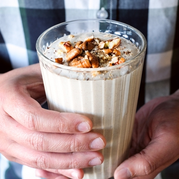 Toasted Oat and Pecan Smoothie Recipe