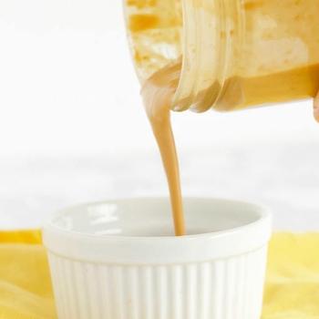 5 Ingredient Easy Peanut Sauce