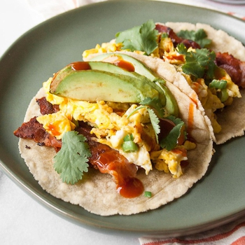 Coconut and Cassava Tortillas & the BEST Breakfast Tacos