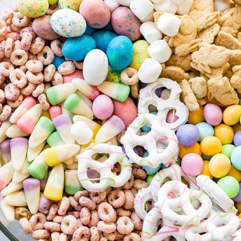 5 Minute Easter Snack Mix