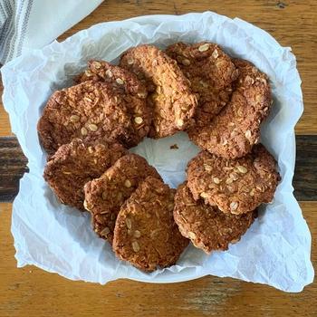 ANZAC Biscuits - Vegan & Gluten Free